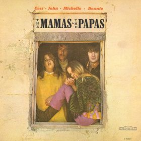 White Hot Stamper - The Mamas & The Papas - The Mamas & The Papas