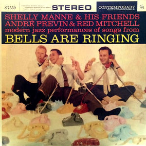 White Hot Stamper - Shelly Manne & His Friends - Bells Are Ringing