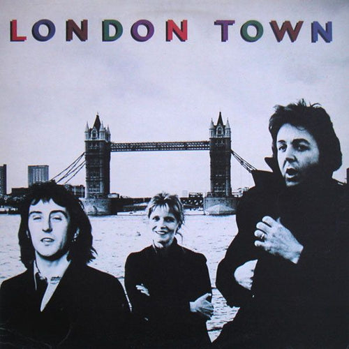 McCartney, Paul and Wings - London Town - Super Hot Stamper