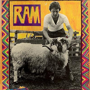 White Hot Stamper - Paul McCartney - Ram