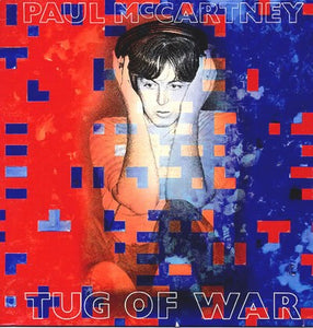 White Hot Stamper - Paul McCartney - Tug of War
