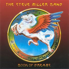 Nearly White Hot Stamper - Steve Miller Band - Book Of Dreams