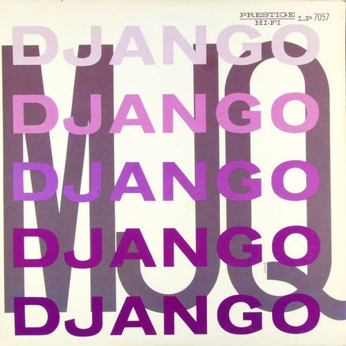 Modern Jazz Quartet - Django - Super Hot Stamper