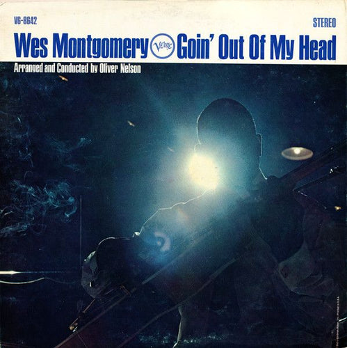 White Hot Stamper - Wes Montgomery - Goin' Out of My Head