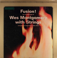 Load image into Gallery viewer, Montgomery, Wes - In The Wee Small Hours (aka Fusion! Wes Montgomery with Strings) - White Hot Stamper