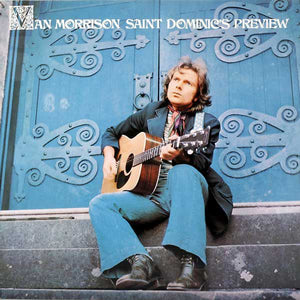 Morrison, Van - Saint Dominic's Preview - White Hot Stamper
