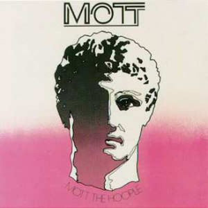 White Hot Stamper - Mott The Hoople - Mott