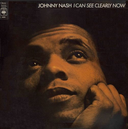 Super Hot Stamper - Johnny Nash - I Can See Clearly Now