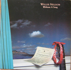 Nelson, Willie - Without A Song - Super Hot Stamper