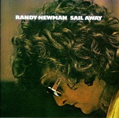 White Hot Stamper - Randy Newman - Sail Away
