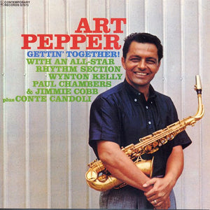 Super Hot Stamper - Art Pepper - Gettin' Together