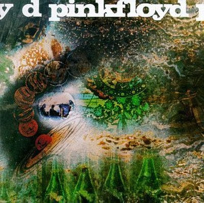 White Hot Stamper - Pink Floyd - A Saucerful of Secrets
