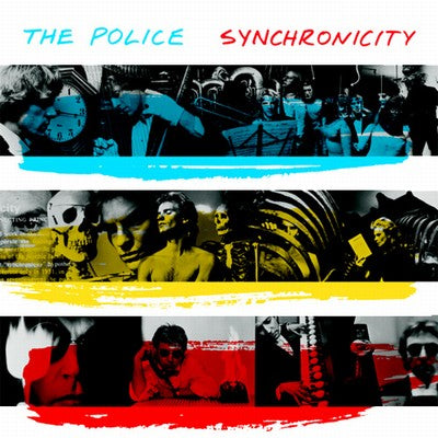 White Hot Stamper - The Police - Synchronicity