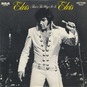 Super Hot Stamper - Elvis Presley - That's The Way It Is