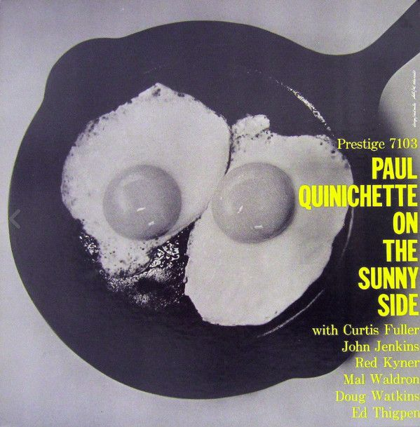 Super Hot Stamper - Paul Quinichette - On The Sunny Side