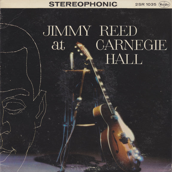 White Hot Stamper - Jimmy Reed - Jimmy Reed at Carnegie Hall