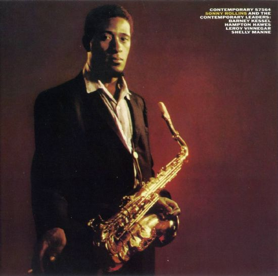 Rollins, Sonny - Sonny Rollins And The Contemporary Leaders - Super Hot Stamper (Quiet Vinyl)