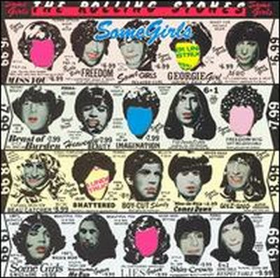 Super Hot Stamper (Quiet Vinyl) - The Rolling Stones - Some Girls