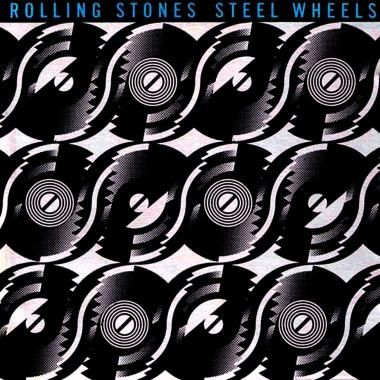 White Hot Stamper - Rolling Stones - Steel Wheels