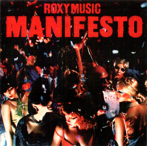 Roxy Music - Manifesto - White Hot Stamper (With Issues)
