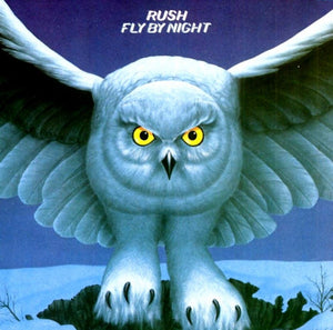 White Hot Stamper - Rush - Fly By Night