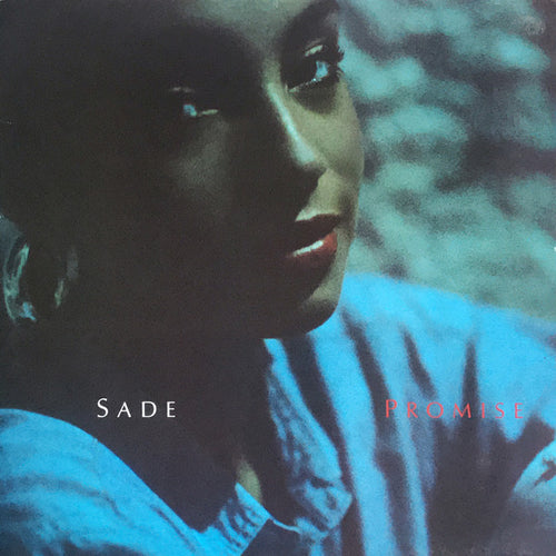Sade - Promise - White Hot Stamper