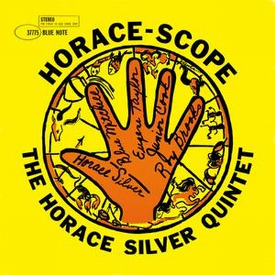 Nearly White Hot Stamper - Horace Silver - Horace-Scope