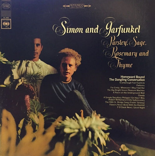 Simon and Garfunkel - Parsley, Sage, Rosemary and Thyme - Nearly White Hot Stamper