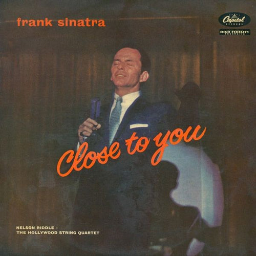 Sinatra, Frank - Close To You - Super Hot Stamper (With Issues)