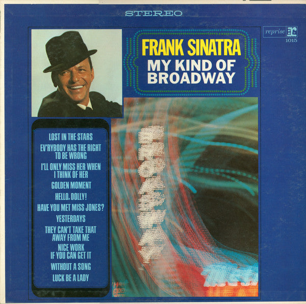 Sinatra, Frank - My Kind of Broadway - Super Hot Stamper