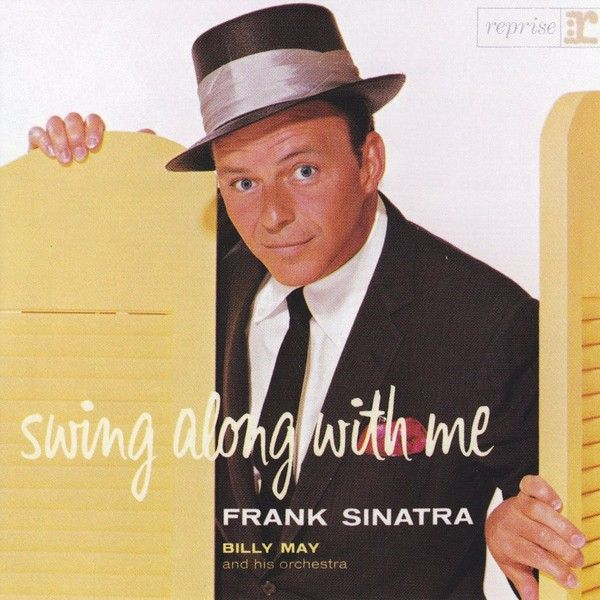 White Hot Stamper - Frank Sinatra - Swing Along With Me