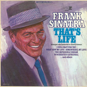 Super Hot Stamper - Frank Sinatra - That's Life