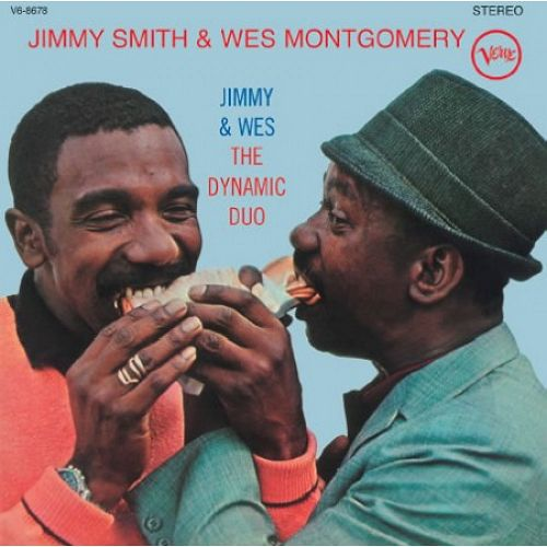 Super Hot Stamper - Jimmy Smith & Wes Montgomery - The Dynamic Duo