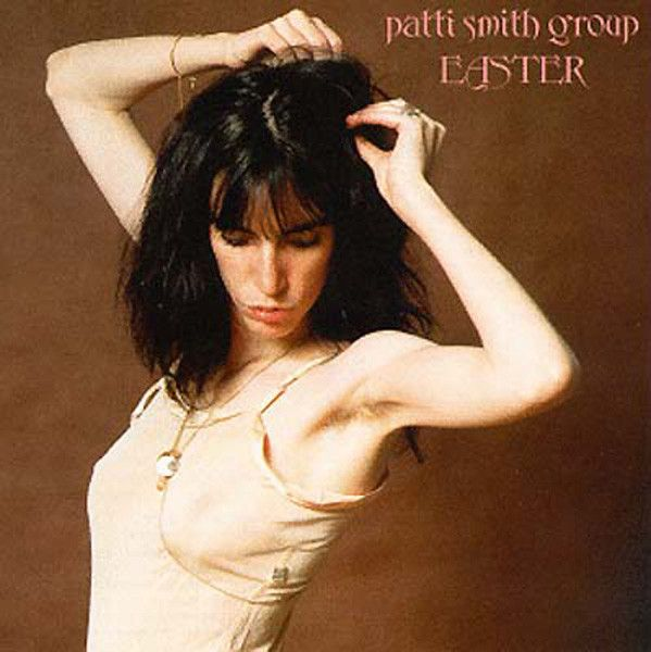 Super Hot Stamper - Patti Smith Group - Easter