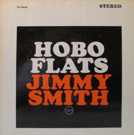 White Hot Stamper - Jimmy Smith - Hobo Flats