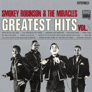 Robinson, Smokey and The Miracles - Greatest Hits, Vol. 2 - Super Hot Stamper
