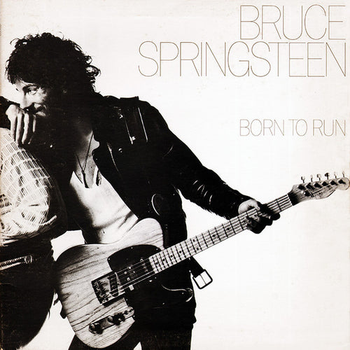 Springsteen, Bruce - Born To Run - White Hot Stamper