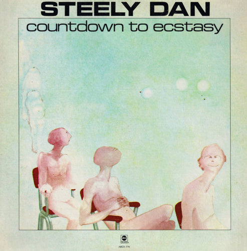 White Hot Stamper - Steely Dan - Countdown to Ecstasy