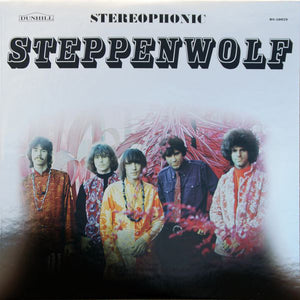 Steppenwolf - Self-Titled - White Hot Stamper