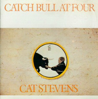 White Hot Stamper - Cat Stevens - Catch Bull At Four - (UK Island)
