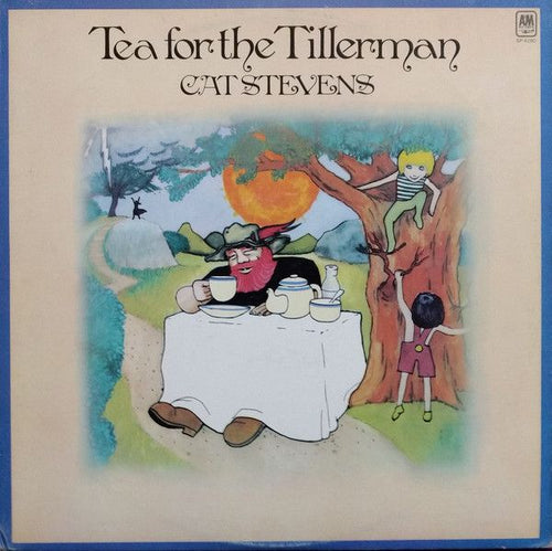 Super Hot Stamper - Cat Stevens - Tea for the Tillerman