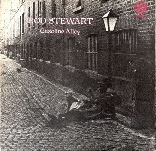 Super Hot Stamper - Rod Stewart - Gasoline Alley
