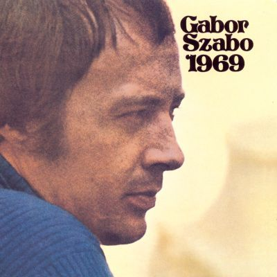 Super Hot Stamper - Gabor Szabo - 1969