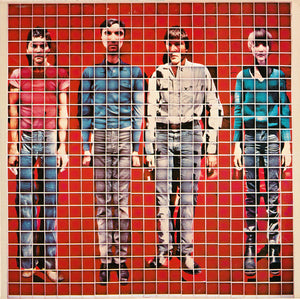 Talking Heads - More Songs About Building and Food - Nearly White Hot Stamper (With Issues)
