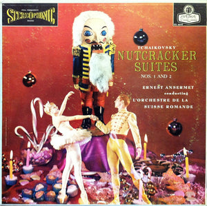 Tchaikovsky - The Nutcracker Suites Nos. 1 and 2 / Ansermet - White Hot Stamper