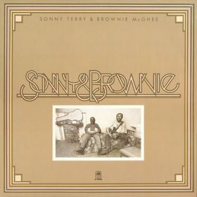 Terry, Sonny and Brownie McGhee - Sonny and Brownie - White Hot Stamper