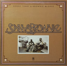 Load image into Gallery viewer, Terry, Sonny and Brownie McGhee - Sonny and Brownie - White Hot Stamper