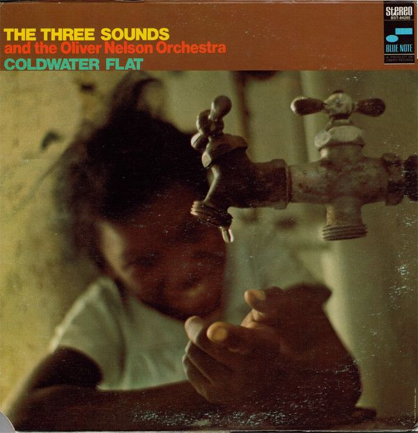 Three Sounds, The - Coldwater Flat - Super Hot Stamper