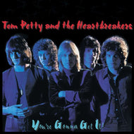 Petty, Tom and the Heartbreakers - You're Gonna Get It! - Nearly White Hot Stamper (Quiet Vinyl)