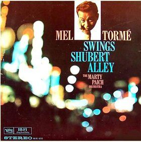 Super Hot Stamper - Mel Torme - Swings Shubert Alley